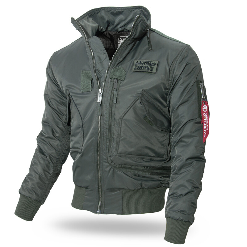 JACKET OFFENSIVE / KHAKI