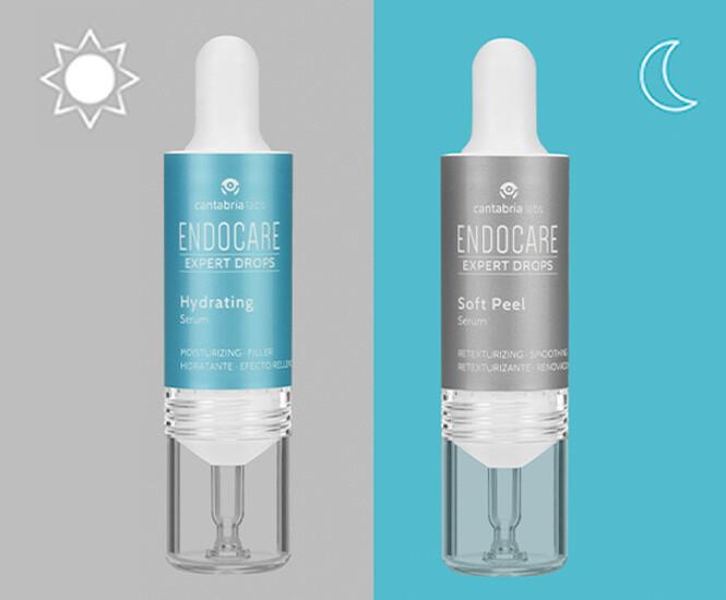 ENDOCARE EXPERT DROPS Protocolo Hidratante