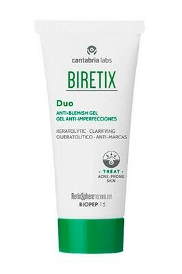 BIRETIX Duo gel anti-imperfecciones