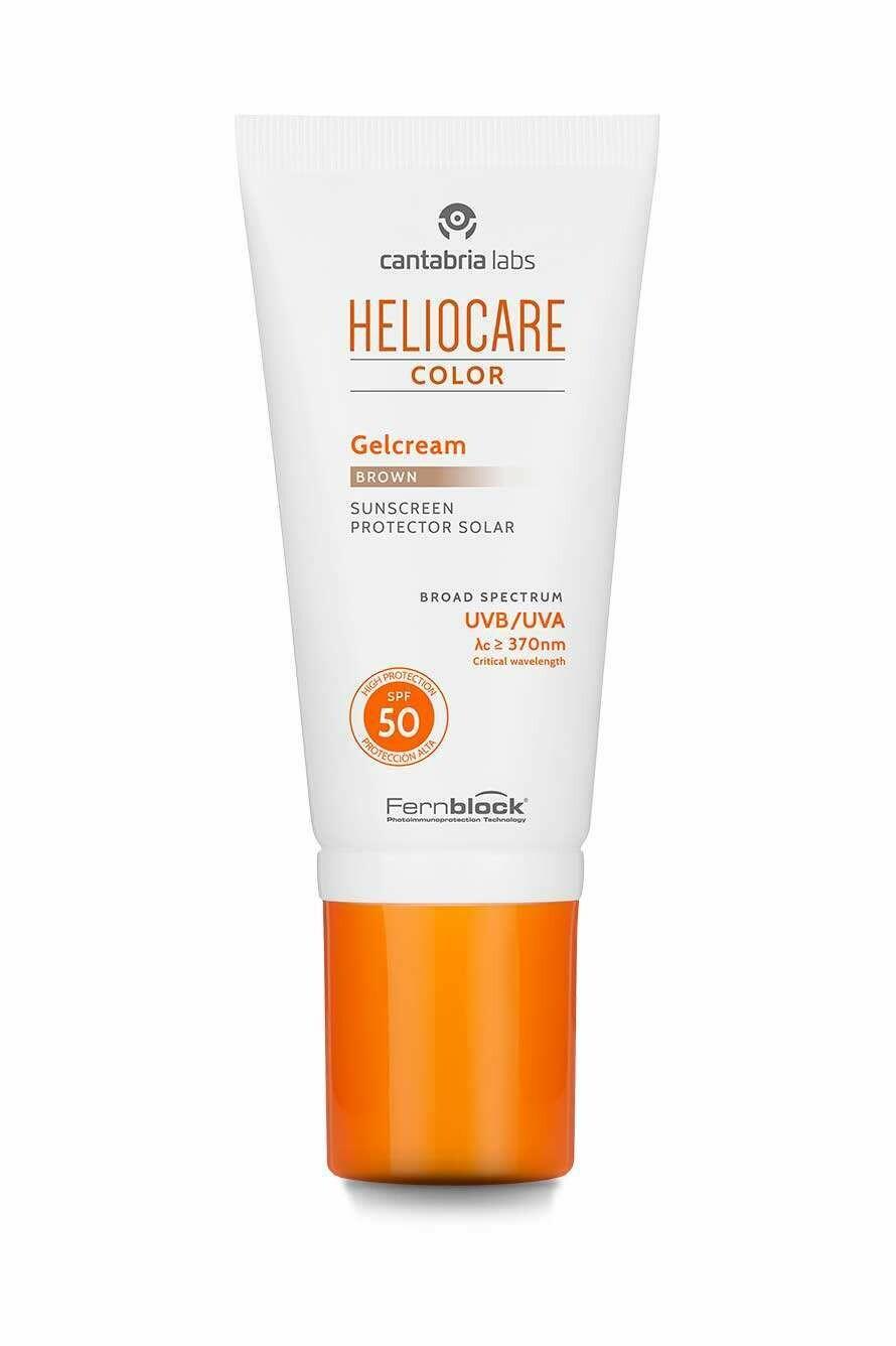 HELIOCARE Color Brown Gelcream SPF 50
