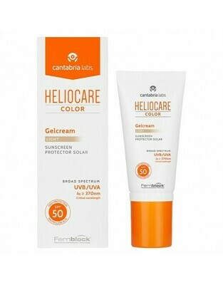 HELIOCARE Color Light Gelcream SPF 50