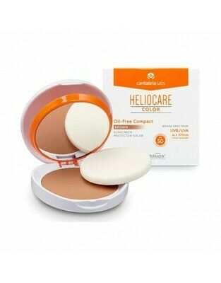 HELIOCARE Color Brown Compacto Oil-Free SPF 50