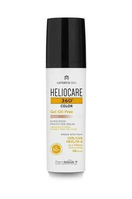 HELIOCARE 360º Color Beige Gel Oil-Free SPF 50+