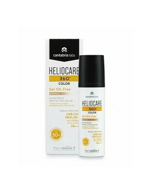 HELIOCARE 360º Color Bronce Gel Oil-Free SPF 50+