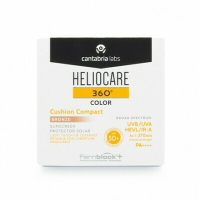 HELIOCARE 360º Color Bronce Cushion Compact SPF 50+