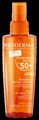 BIODERMA Photoderm BRONZ Aceite Seco SPF 50+