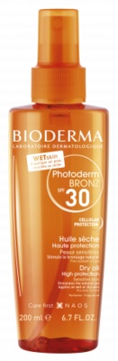 BIODERMA Photoderm BRONZ Aceite Seco SPF 30+