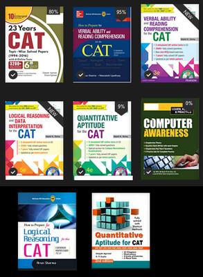 CAT Book Bundle