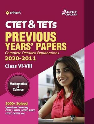 CTET Previous Papers Science and Mathematics Level 2