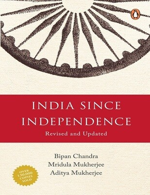 India Since Independence Bipan Chandra