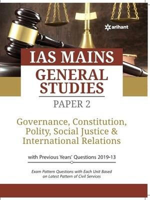 UPSC IAS Mains Previous Paper 2 Polity And Governance