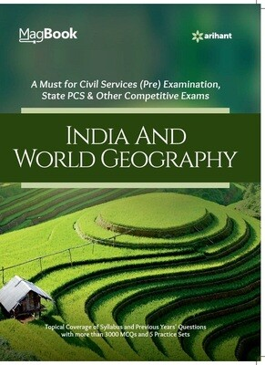 Magbook Geography In English