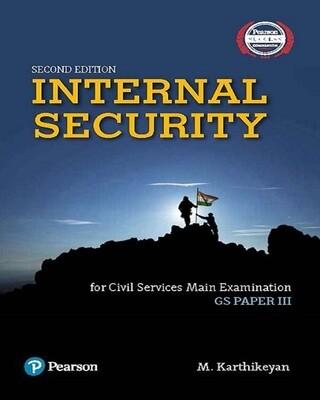 Internal Security M Karthikeyan
