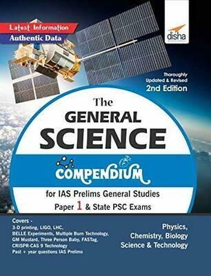 The General Science Compendium for IAS Prelims General Studies