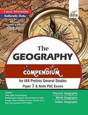 The Geography Compendium for IAS Prelims General Studies