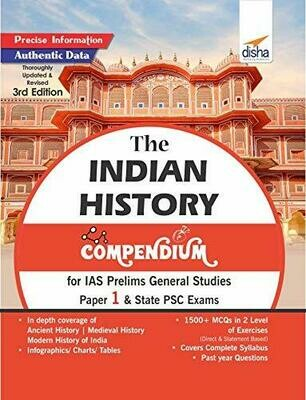 The History Compendium for General Studies