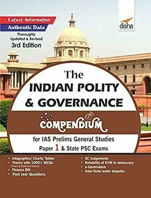 The Polity Governance Compendium for IAS Prelims General Studies