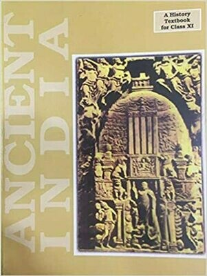 Old NCERT History of Ancient India by RS Sharma