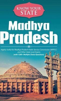 Know Your State Madhya Pradesh (Madhya Pradehs GK MP GK)