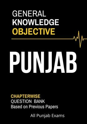 Punjab Objective GK General Knowledge Based on Previous Papers for PPSC exams