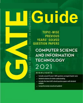 Guide - GATE Computer Science with Solved Previous Papers
