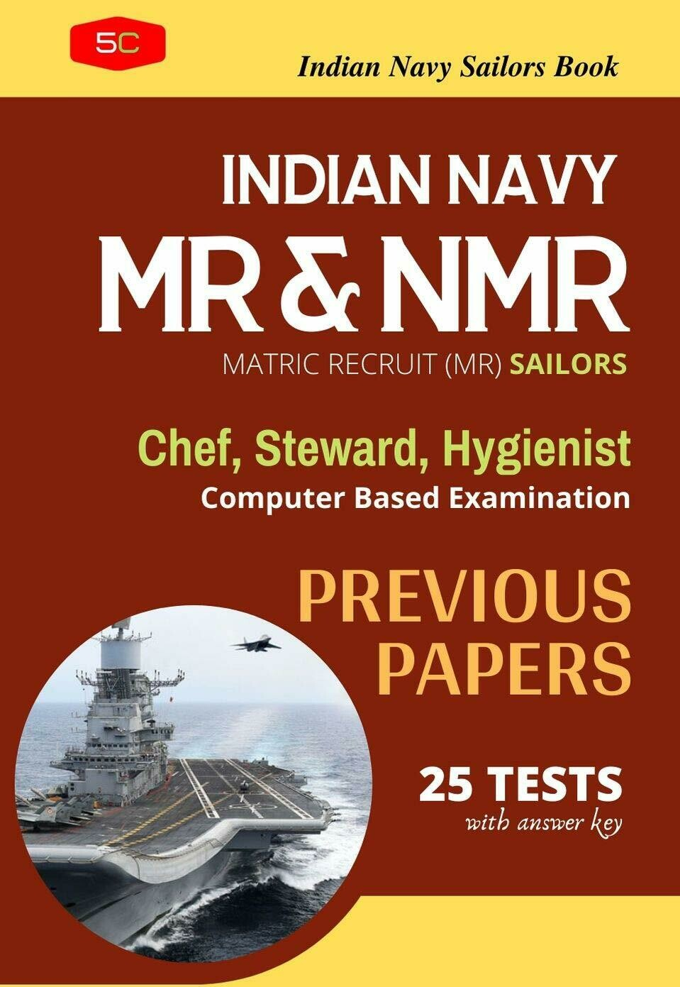 Indian Navy MR Sailors Previous Papers