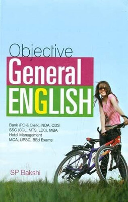 Objective General English SP Bakshi Book