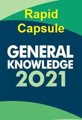Rapid General Knowledge Capsule