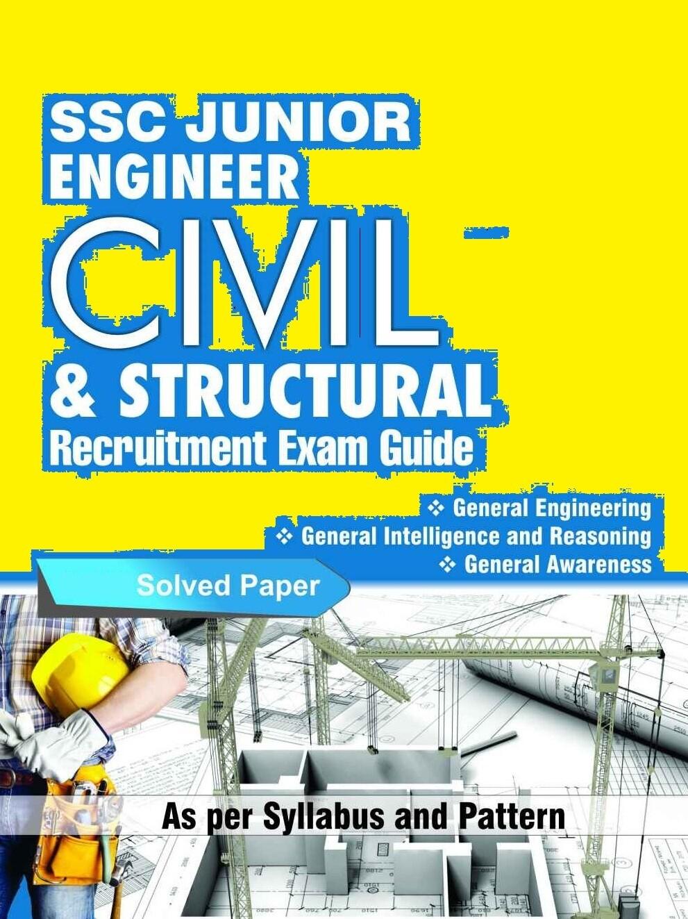 SSC JE Civil Book