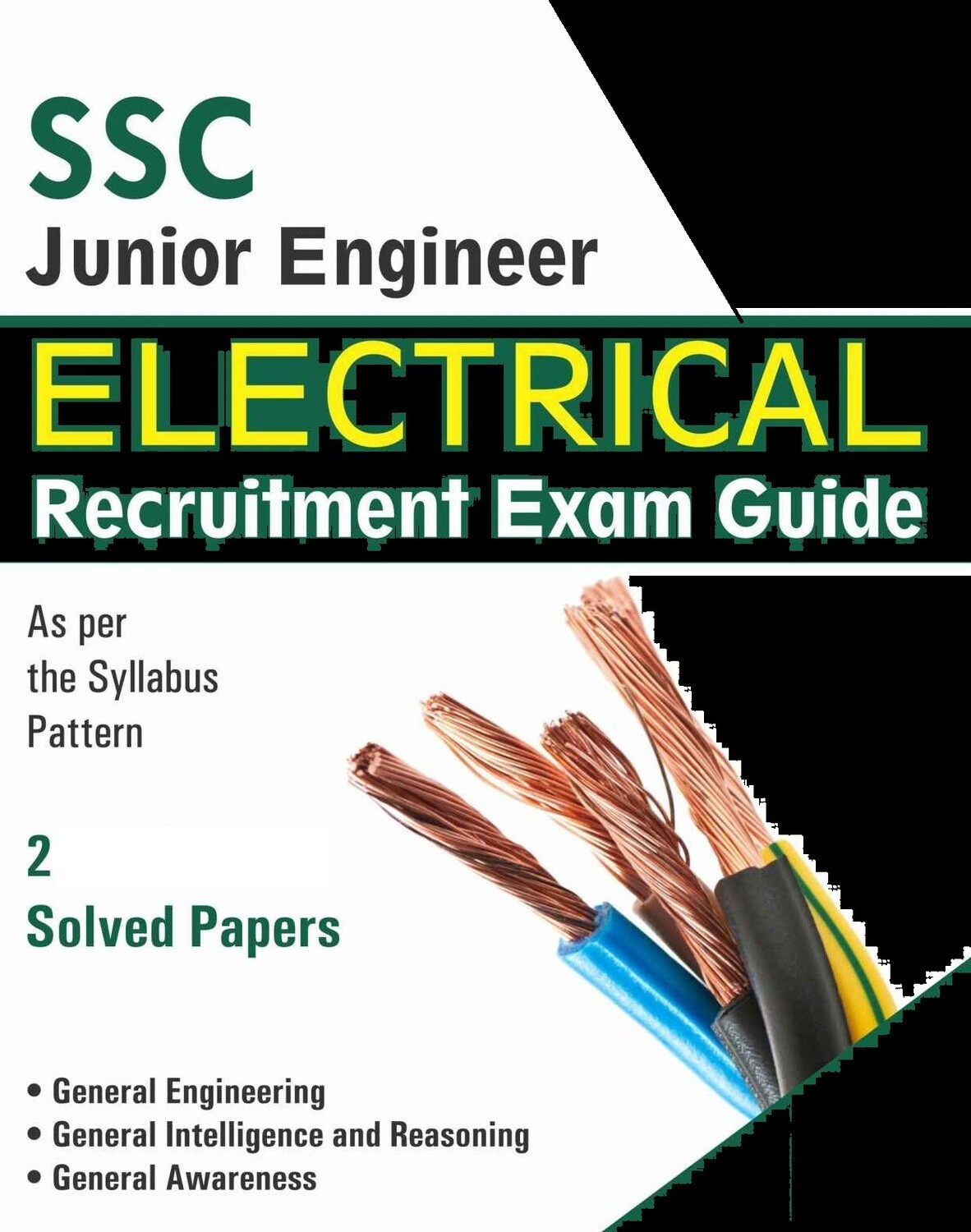 SSC JE Electrical Book