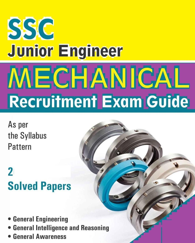 SSC JE Mechanical Book