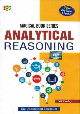 MAGICAL BOOK SERIES Analytical Reasoning Pandey