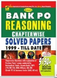 IBPS Bank PO Reasoning Chapterwise Solved Papers