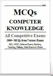 Computer Question Bank (MCQ'S)