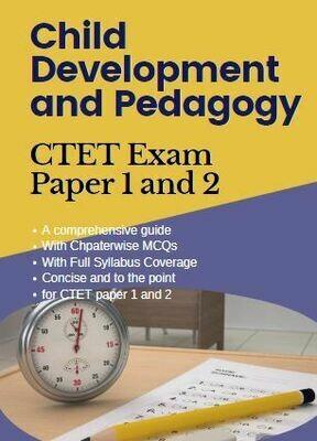 CTET child development and pedagogy book