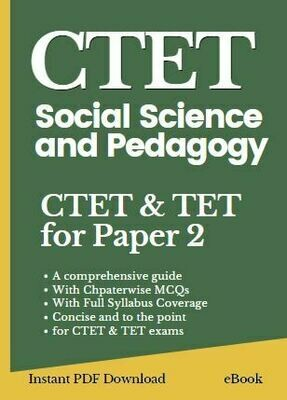 Social science and its pedagogy book cTET