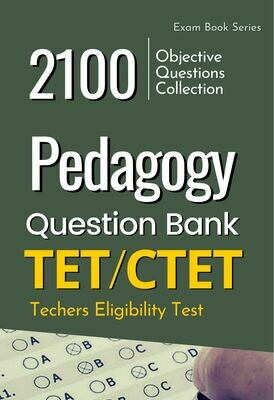 Child Development and Pedagogy Previous Papers Setwise