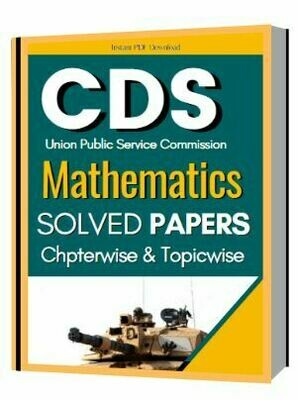 UPSC CDS Previous Papers Mathematics Topicwise