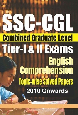 SSC CGL English Previous Year Papers