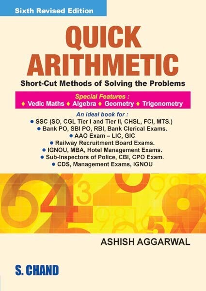 Quick Arithmetic objective Airthmetic