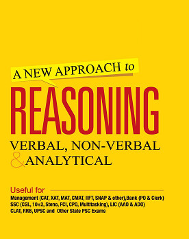 A new approach to reasoning verbal & non-verbal book