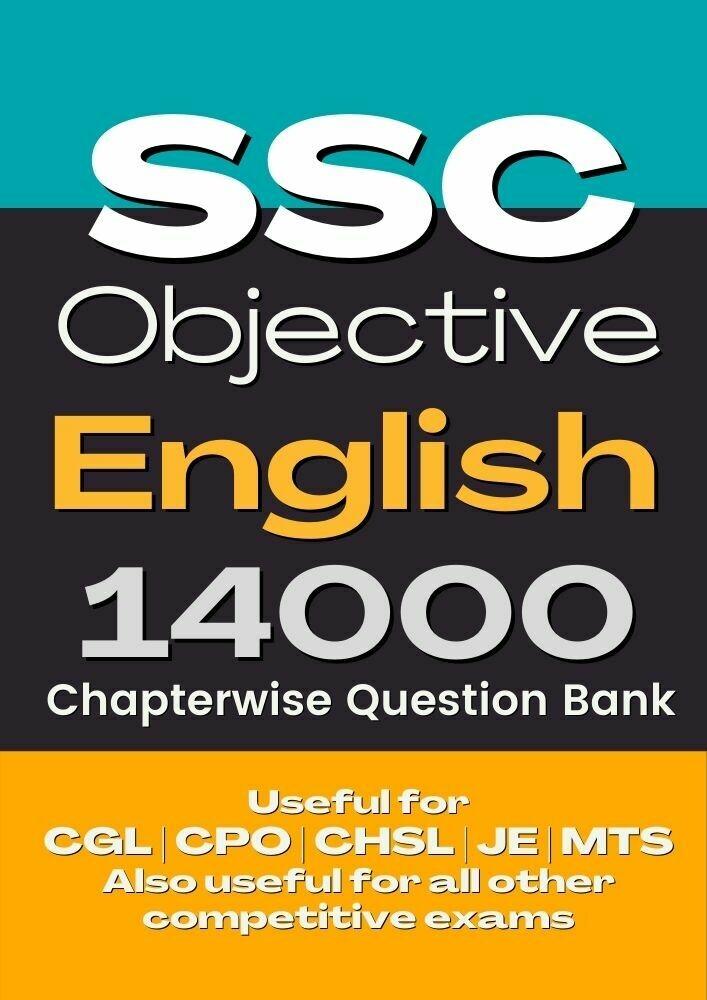 SSC English Book