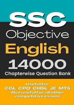 SSC English Book
