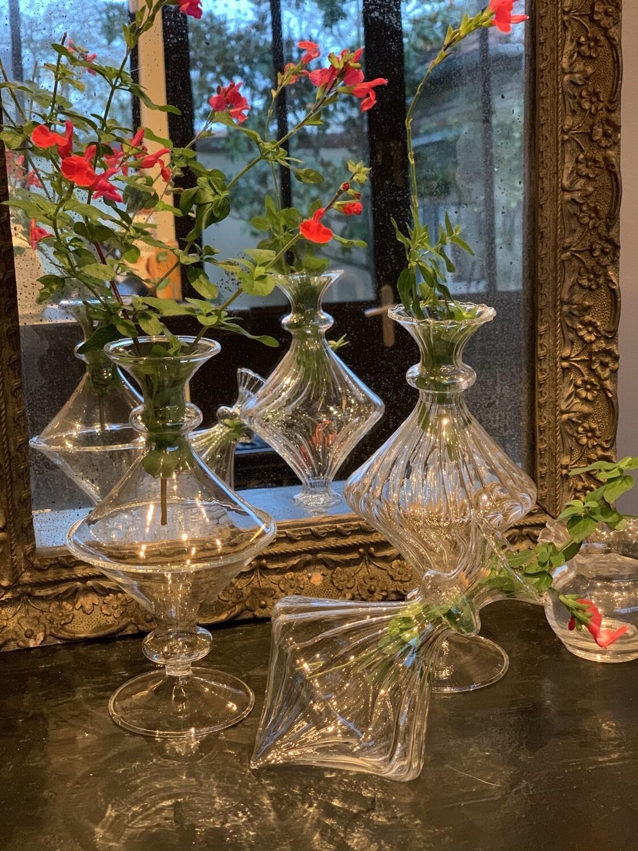 OLIVIA  3 Vase Clair