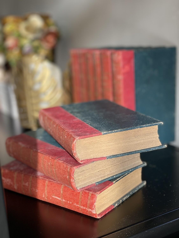 Livres anciens par 3 exemplaires