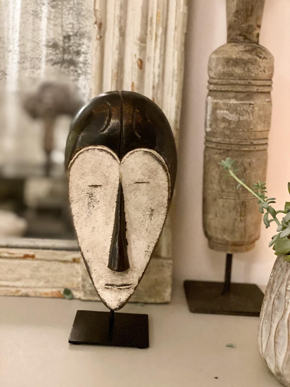 Masque d'Afrique occidentale