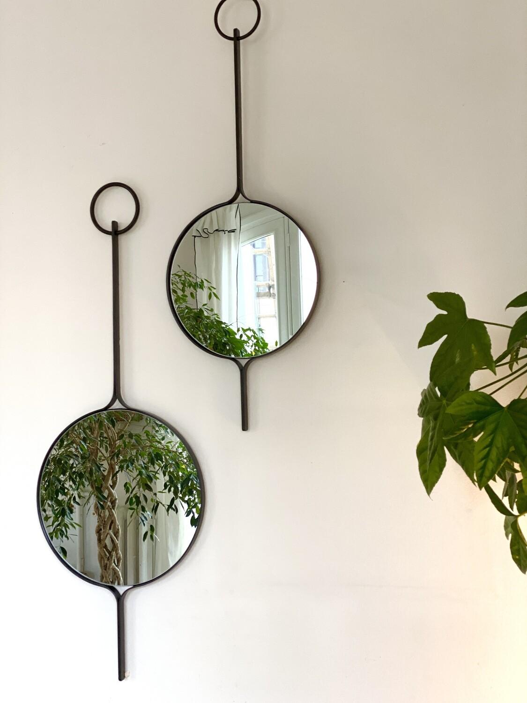 Miroir Anneaux Sunko L