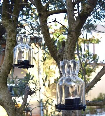 Lanterne Tingle noir