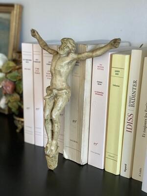 Christ en (sans) croix ancien