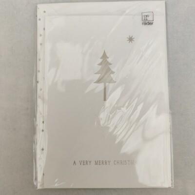 A VERY MERRY CHRISTMAS cm11,5x17,5